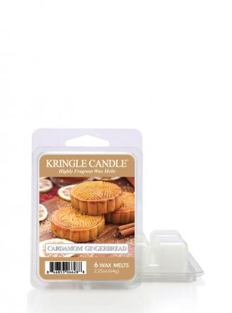 "Kringle Candle  Cardamom Gingerbread  Wosk zapachowy ""potpourri"" (64g)"
