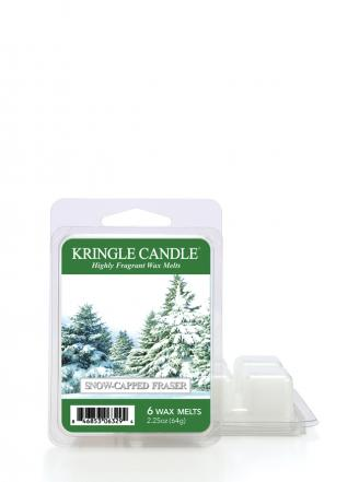 "Kringle Candle  Snow Capped Fraser  Wosk zapachowy ""potpourri"" (64g)"