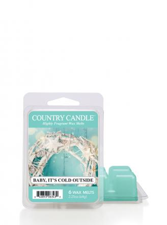 "Country Candle  Baby It's Cold Outside  Wosk zapachowy ""potpourri"" (64g)"