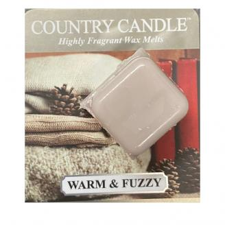 Country Candle  Warm and Fuzzy  Próbka (ok. 10,6g)