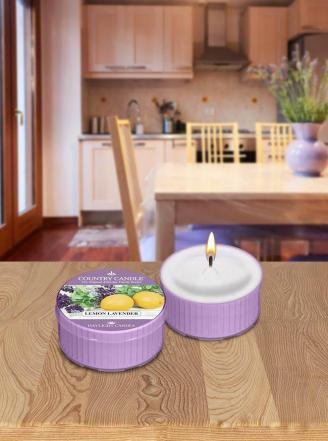 Country Candle - Lemon Lavender - Daylight (35g)